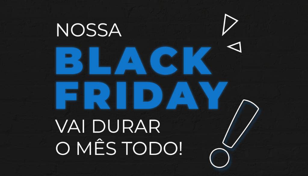 Primeira Black Friday Wecon